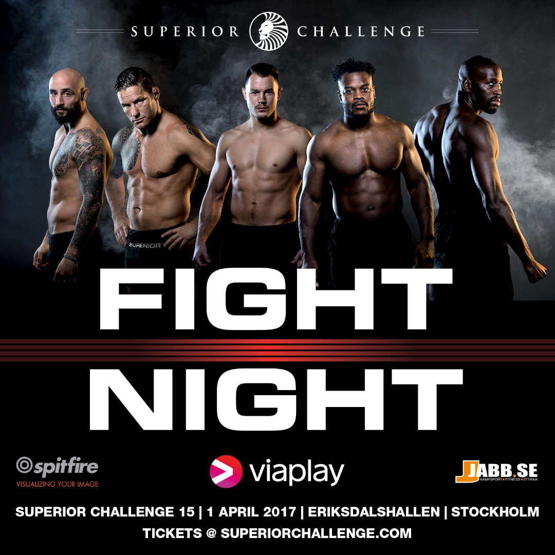 superior challenge news fight night superior challenge 15