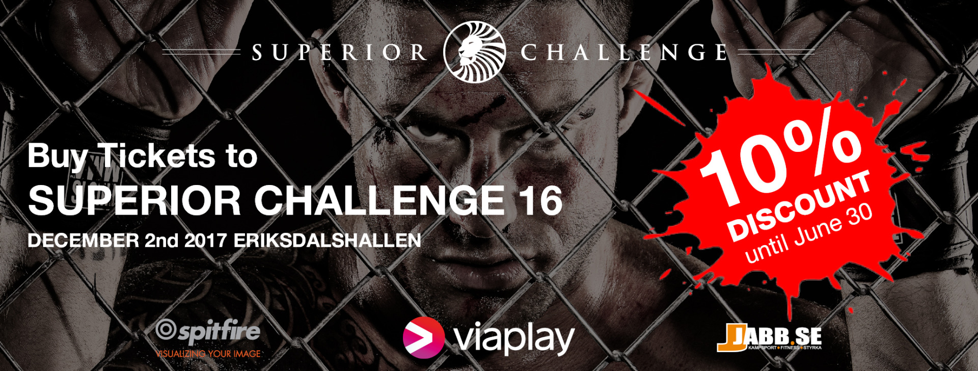 Buy Tickets to Superior Challenge 16