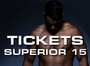 Tickets Superior Challenge 15