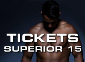 Tickets Superior Challenge 15