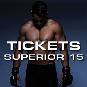 Superior Challenge 15 biljetter