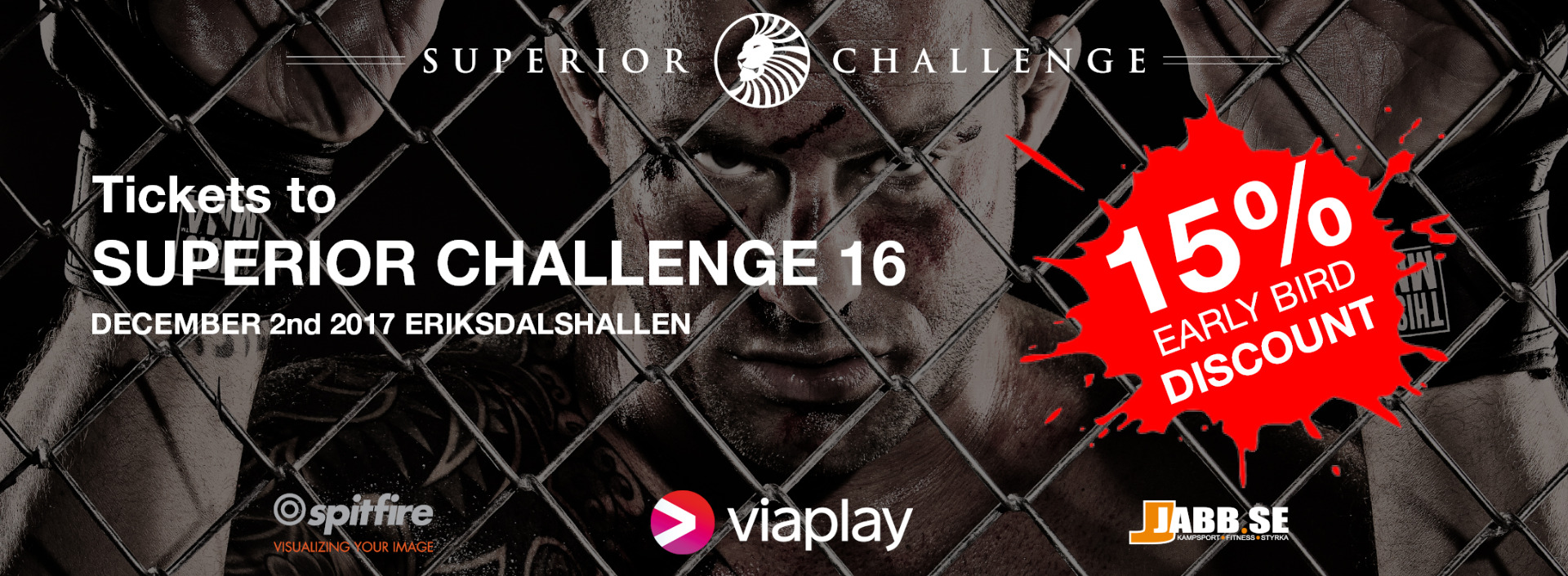 Biljetter Superior Challenge 16