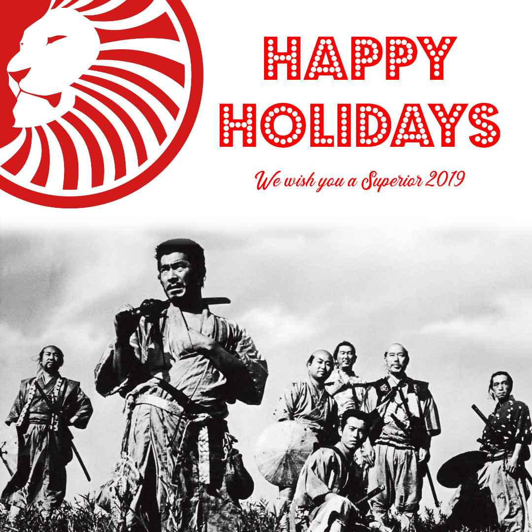 Happy Holidays Superior Group International