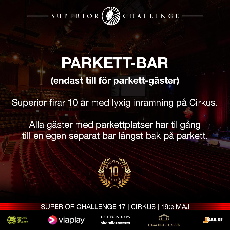 parkett-bar