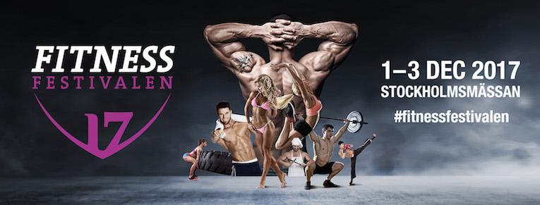 Superior challenge invägning fitnessfestivalen