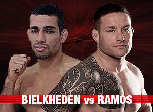 David Bielkheden vs Luis Ramos Superior Challenge 14