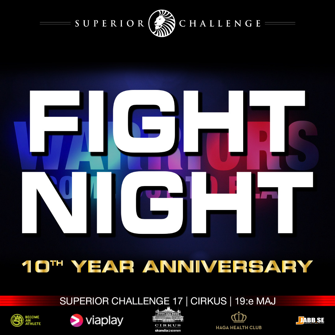 Fight Night Superior Challenge 17 Cirkus