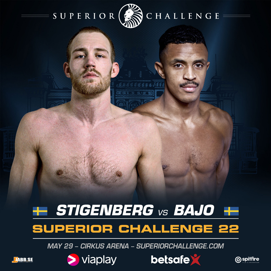 Christian Stigenberg vs Christopher Bajo - Superior Challenge 22
