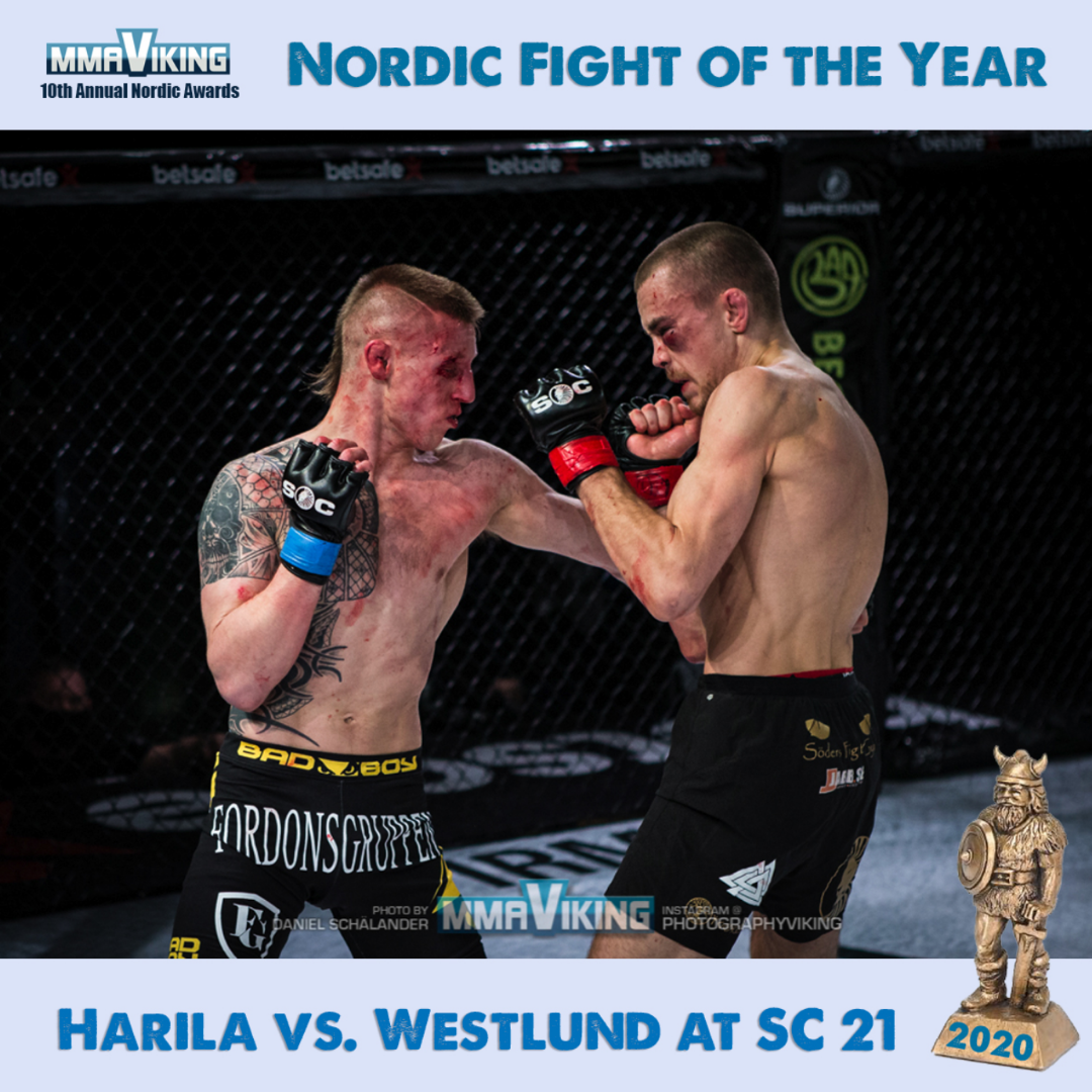 The Best Nordic Fight of the Year 2020 Superior Challenge 21