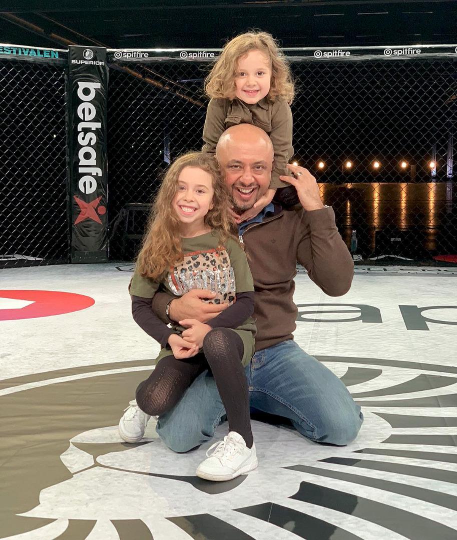 Babak Ashti New President of the Swedish MMA Federation