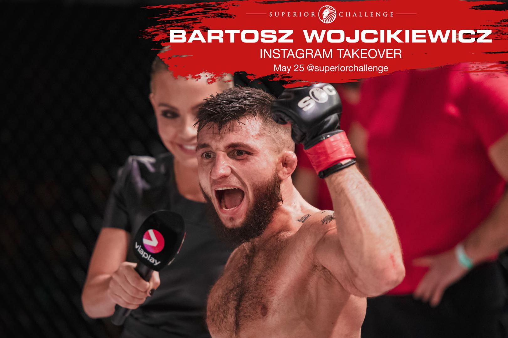 Superior Challenge Instagram Takeover Bartosz Wojcikiewicz May 25