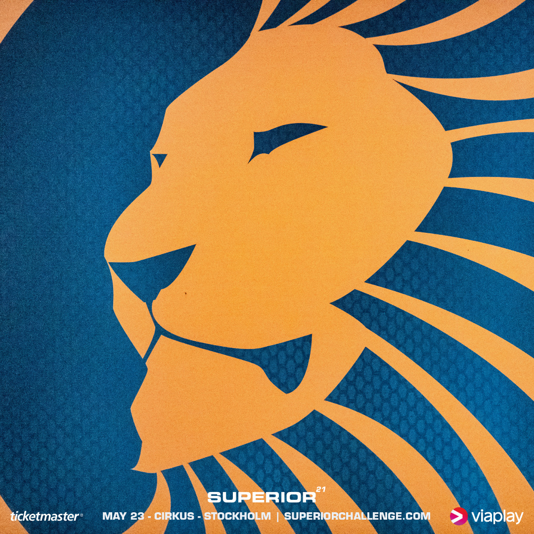 Superior lions, swedish mma, svensk MMA