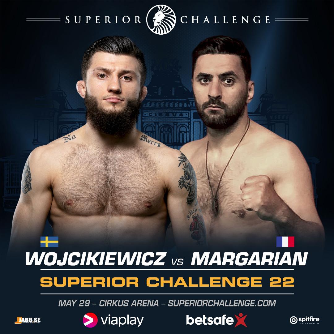 Bartosz Wojcikiewicz vs Araik Margarian - Superior Challenge 22