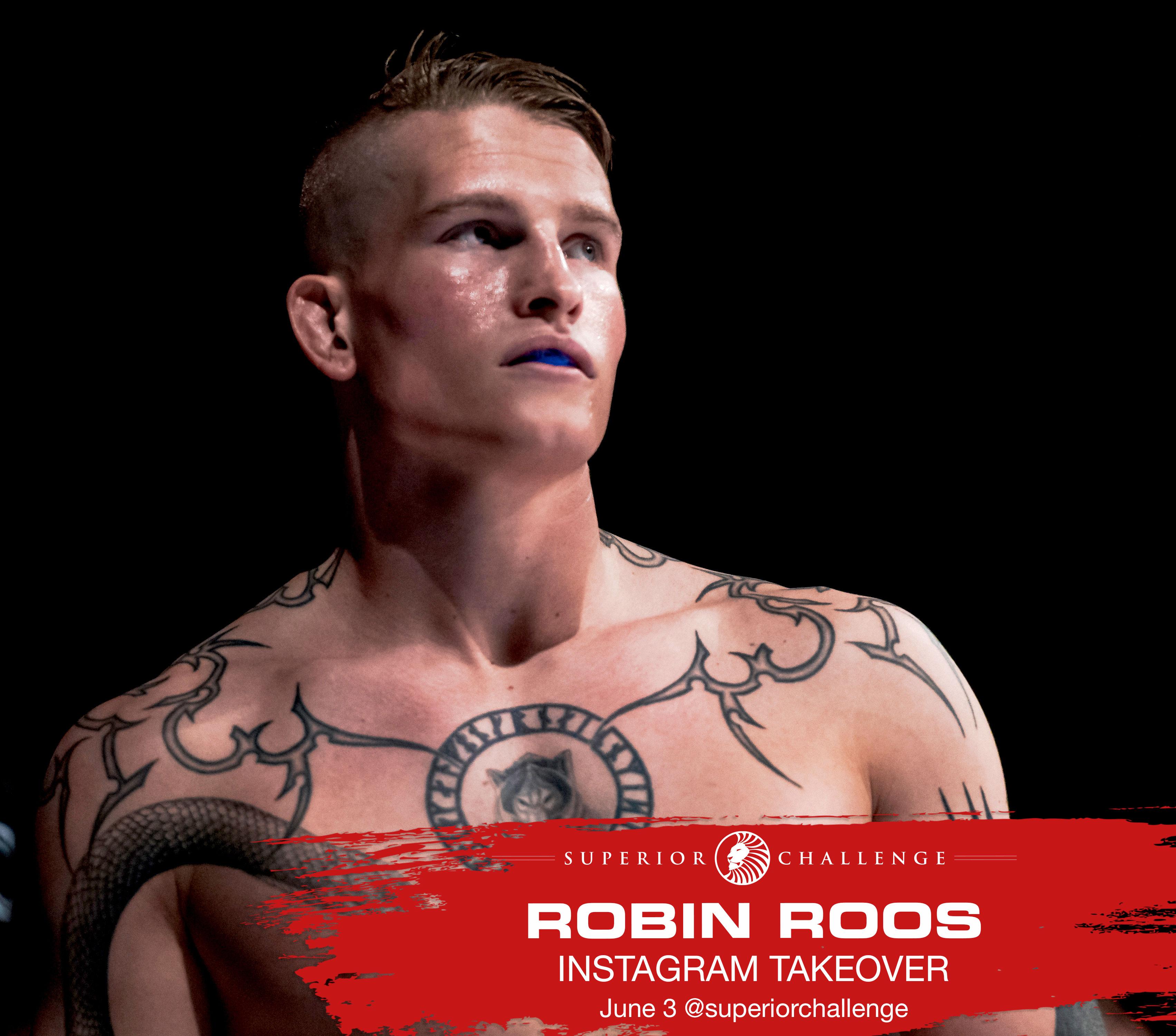 Superior Challenge Instagram Takeover Robin Roos June 2