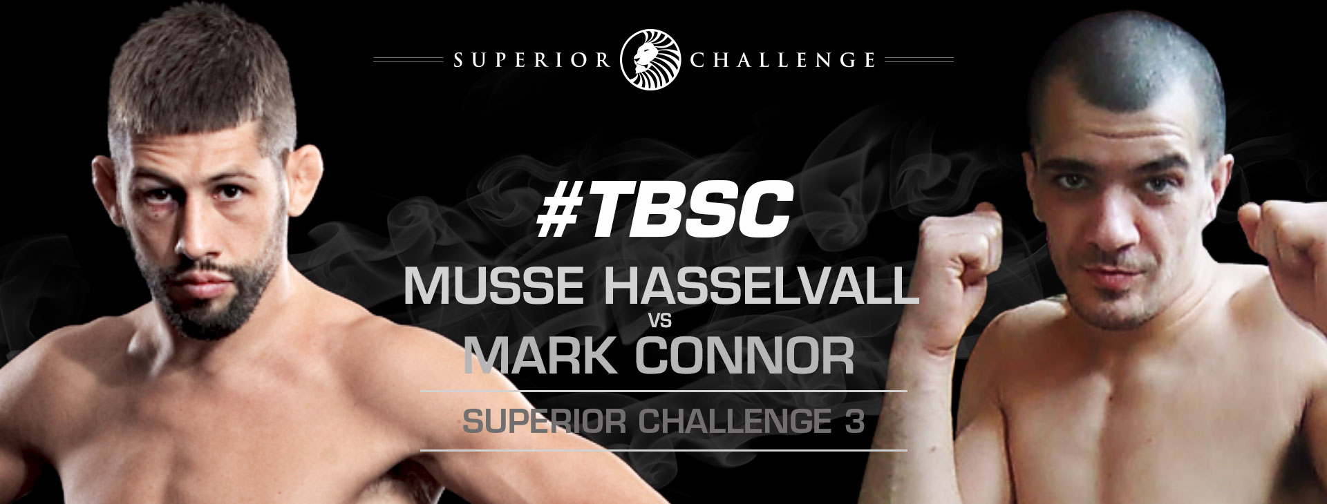 Musse Hasselvall vs Mark Connor at Superior Challenge 3